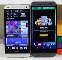 فيديو: مقارنة ما بين جهاز HTC M7 وجهاز HTC M8