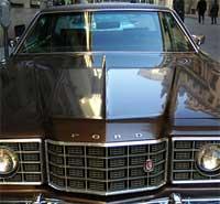 تم تصوير السيارة بهاتف ذو دقة 50 ميجابيكسل