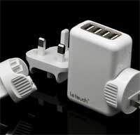 صورة شاحن كهربائي يدعم جميع الأجهزة عام 2017