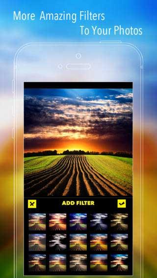 تطبيق ProCam FX لتحرير الصور وجعلها أجمل
