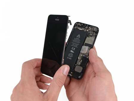 هل تعاني من مشكل في زر التشغيل في هاتفك Iphone 5 ؟؟ اليك الحل