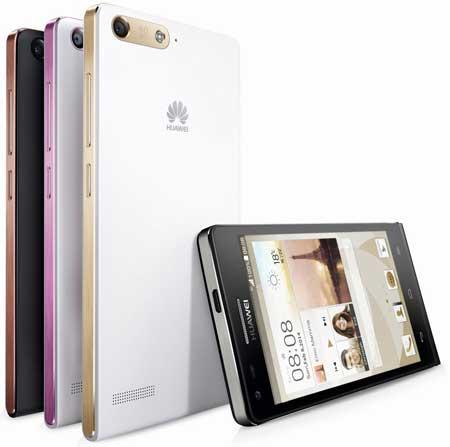 هاتف Huawei Ascend P7