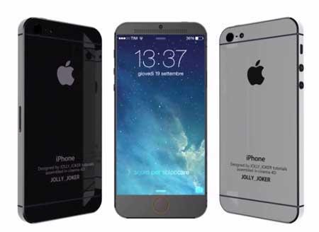 الأيفون 6 يثير تخيلات أفضل المصممين في العالم - شاهدوا التصميم الجديد