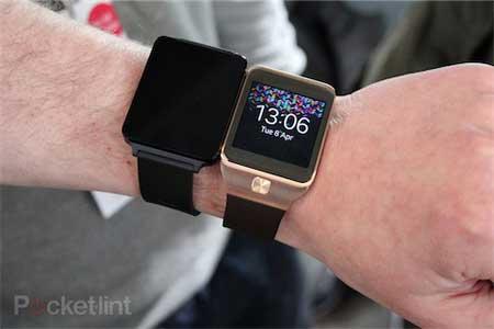 ساعة LG G Watch
