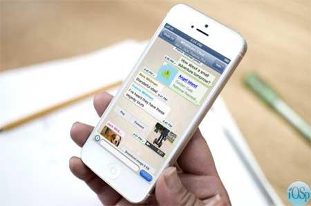 """شركة """"واتس اب"""" تعلن: 64 مليار رسالة خلال 24 ساعة فقط"""