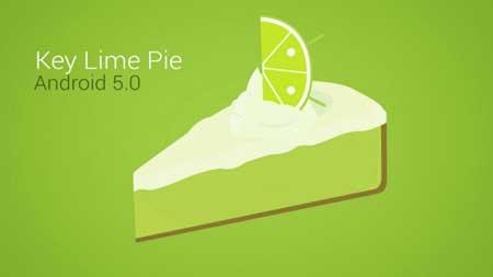 إصدار جديد من الاندرويد باسم Key Lime Pie