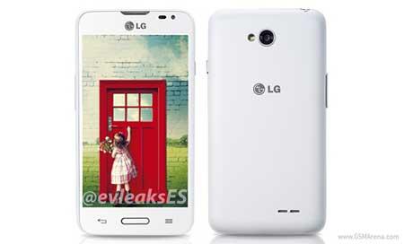 تسريب صور هاتف LG L65