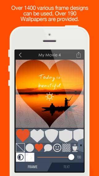 تطبيق Pics2Mov Pro مجانا لوقت محدود