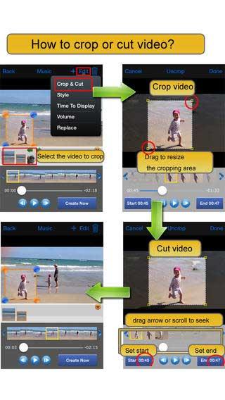 تطبيق Videos in Video دمج مقاطع الفيديو