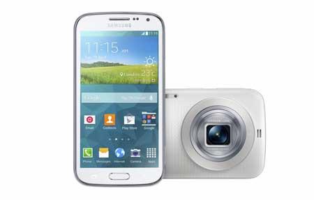 جهاز Galaxy K zoom