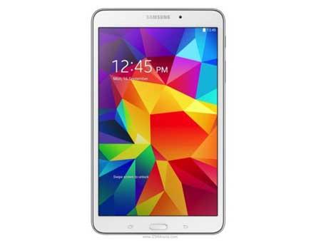 جهاز Galaxy Tab 4 7.0 الأبيض