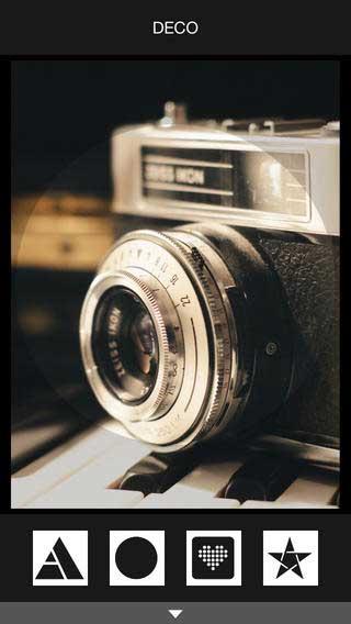 تطبيق InFrame Foto