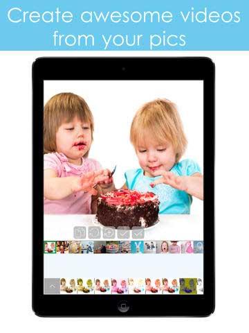 تطبيق PicsVideo Pro للأيفون والايباد