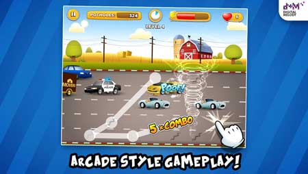 لعبة Roadfix Rush
