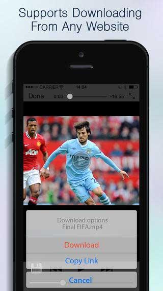 تطبيق Video Downloader Pro تحميل الفيديو للايفون