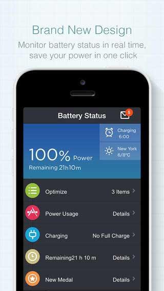 تطبيق Battery Doctor يساعدك على تحسين بطارية جهازك - مجانا لوقت محدود !