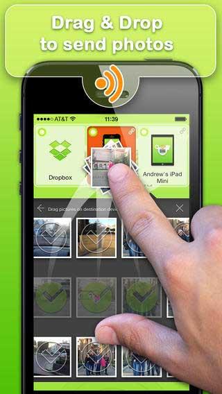 تطبيق Photo Transfer WiFi لنقل الصور والفيديو عبر الواي-فاي - مجانا لوقت محدود !