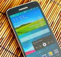 هاتف جديد من سامسونج سيحمل اسم Galaxy S5 Prime