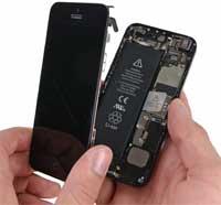 هل تعاني من مشكل في زر التشغيل في الأيفون 5؟ آبل تغيره مجانا