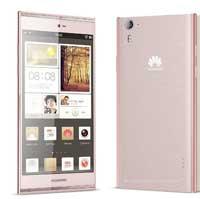 صور ومواصفات جهاز Huawei Ascend P7 الجديد