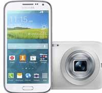 صورة رسميا: سامسونج تعلن عن جهاز Galaxy K zoom، شاهدوا الصور والفيديو