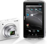 نيكون تطلق كاميرا Coolpix S810c بنظام الأندرويد
