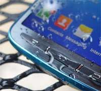 صورة جهاز Galaxy S4 Active يحصل على تحديث كيت كات