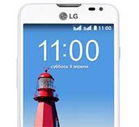 صورة هاتف جديد من LG باسم L65 رخيص وبنظام أندرويد كيت كات