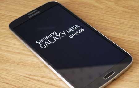 سامسونج تطلق تحديث كيت كات لجهاز Galaxy Mega 6.3