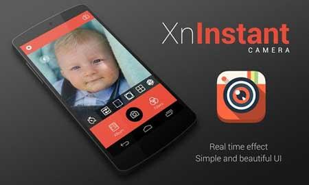 تطبيق XnInstant Camera