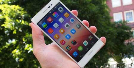 هاواي تكشف رسميا عن هاتف Ascend P7
