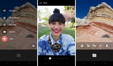 تحديث تطبيق Google Camera