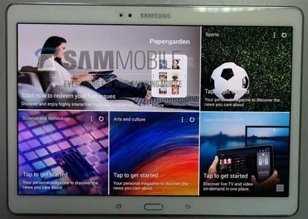 جهاز تابلت Galaxy Tab S