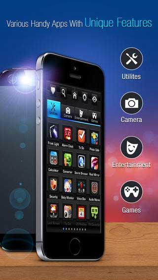 تطبيق 250 Apps In 1