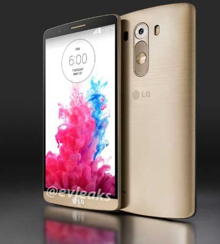 صورة مسربة لهاتف LG G3