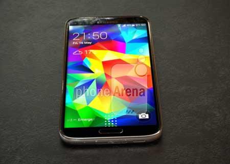 صورة مسربة لهاتف Galaxy S5 Prime