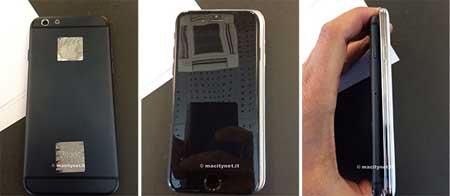 مقارنة الأيفون 6 وجالاكسي S5