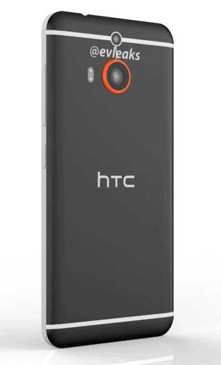 صورة مسربة لهاتف HTC One M8 Prime