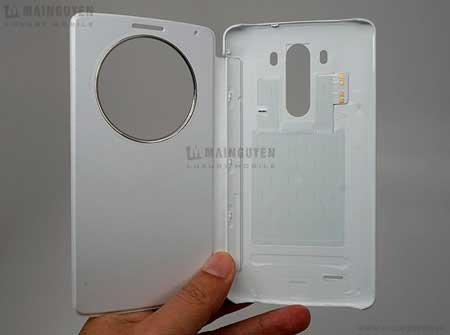 غطاء QuickCircle لجهاز LG G3
