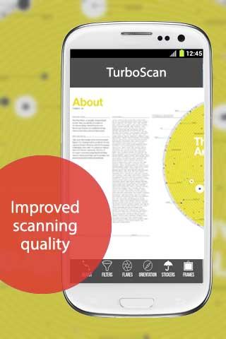 تطبيق Camera Scanner