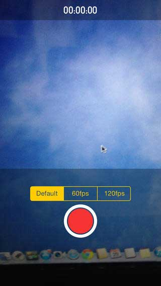 تطبيق Slow Motion Video Recorder