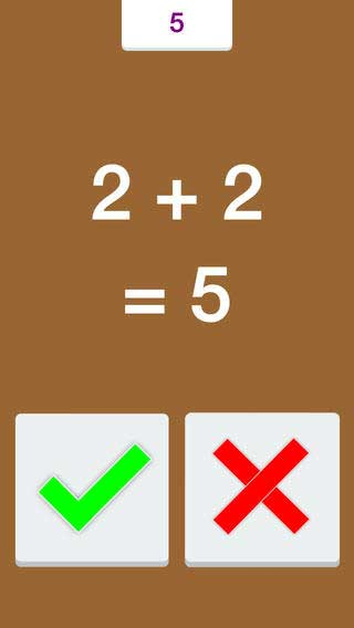 لعبة Math Freak (2 seconds)