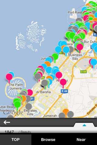 تطبيق Middle East Travelpedia