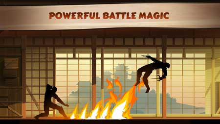 لعبة Shadow Fight 2