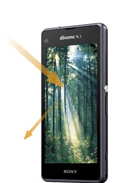 هاتف Sony Xperia A2