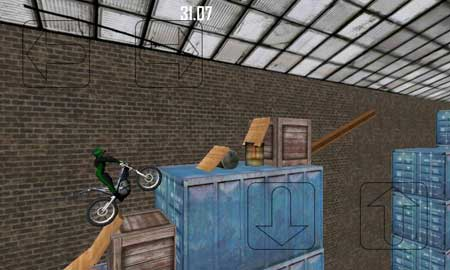 لعبة GnarBike Trials