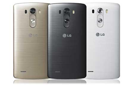 كاميرا جهاز LG G3