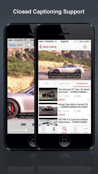 تطبيق MxTube for YouTube