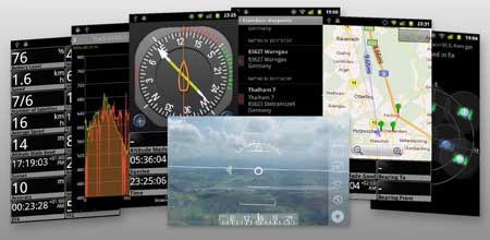 تطبيق GPS Essentials