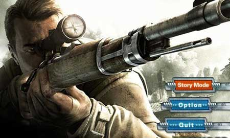 لعبة Mission:Top Sniper